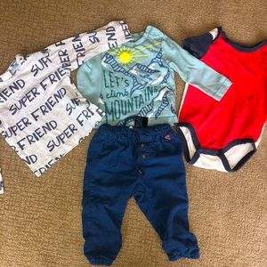 Baby Outfit Lot